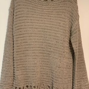 Tommy Bahama Crocheted Sweater